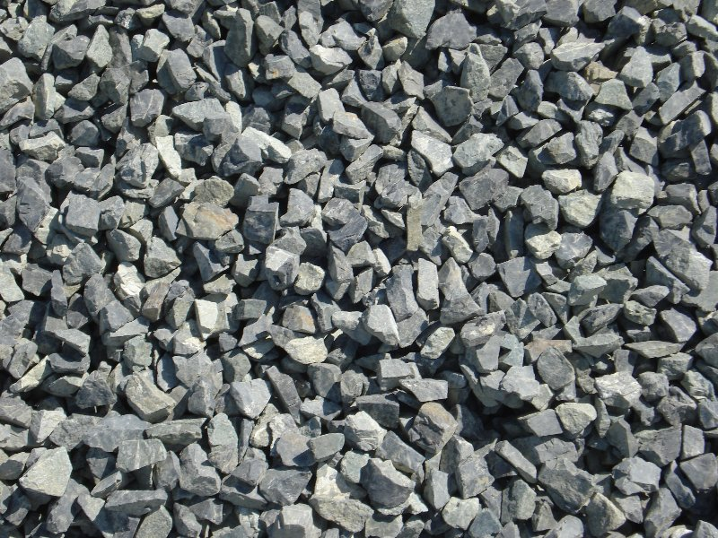 how to clean rocks from gravel