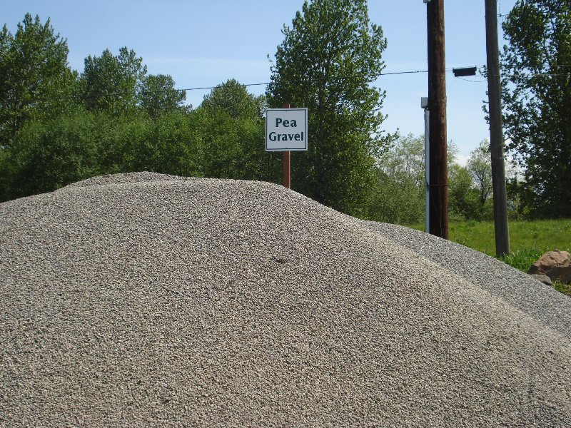 How Much Is A Ton Of Gravel >> Riverside Topsoil Aggregate
